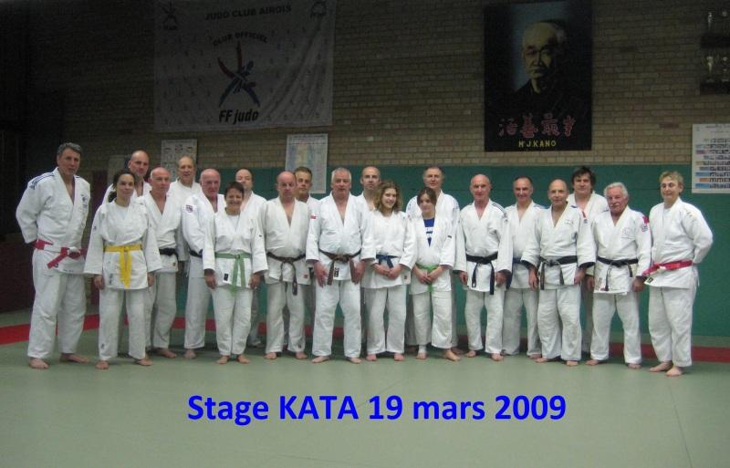 Stage KATA 19 mars 2009