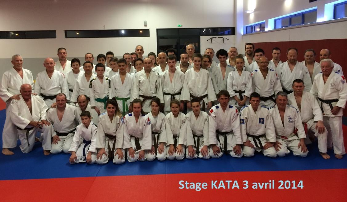 Stage KATA 3 avril 2014