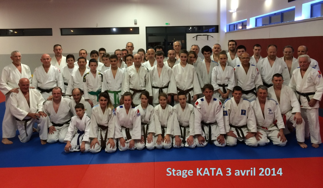 Stage KATA 3 avril 2014