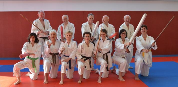 Dernière séance de ju jitsu 24 06 2016