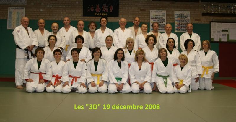 Les 3D 19 décembre 2008