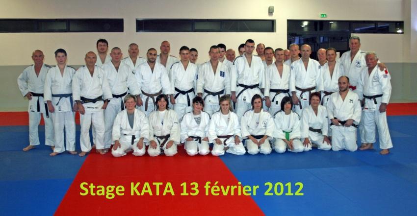 Stage KATA 13 février 2012