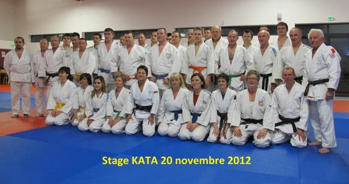 Stage KATA 20 11 2012