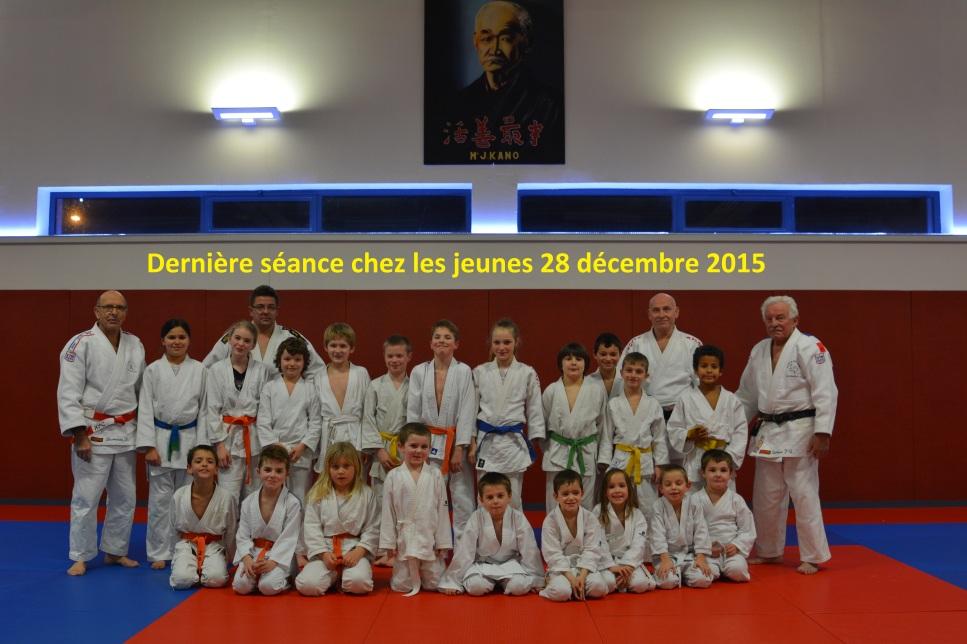 Dernière séance chez le jeunes 28 12 2015